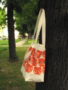 Szycie torby - tutorial - DIY
